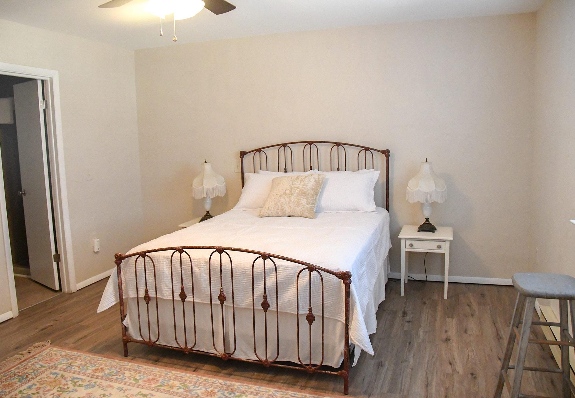 Lake City Rental - Bedroom