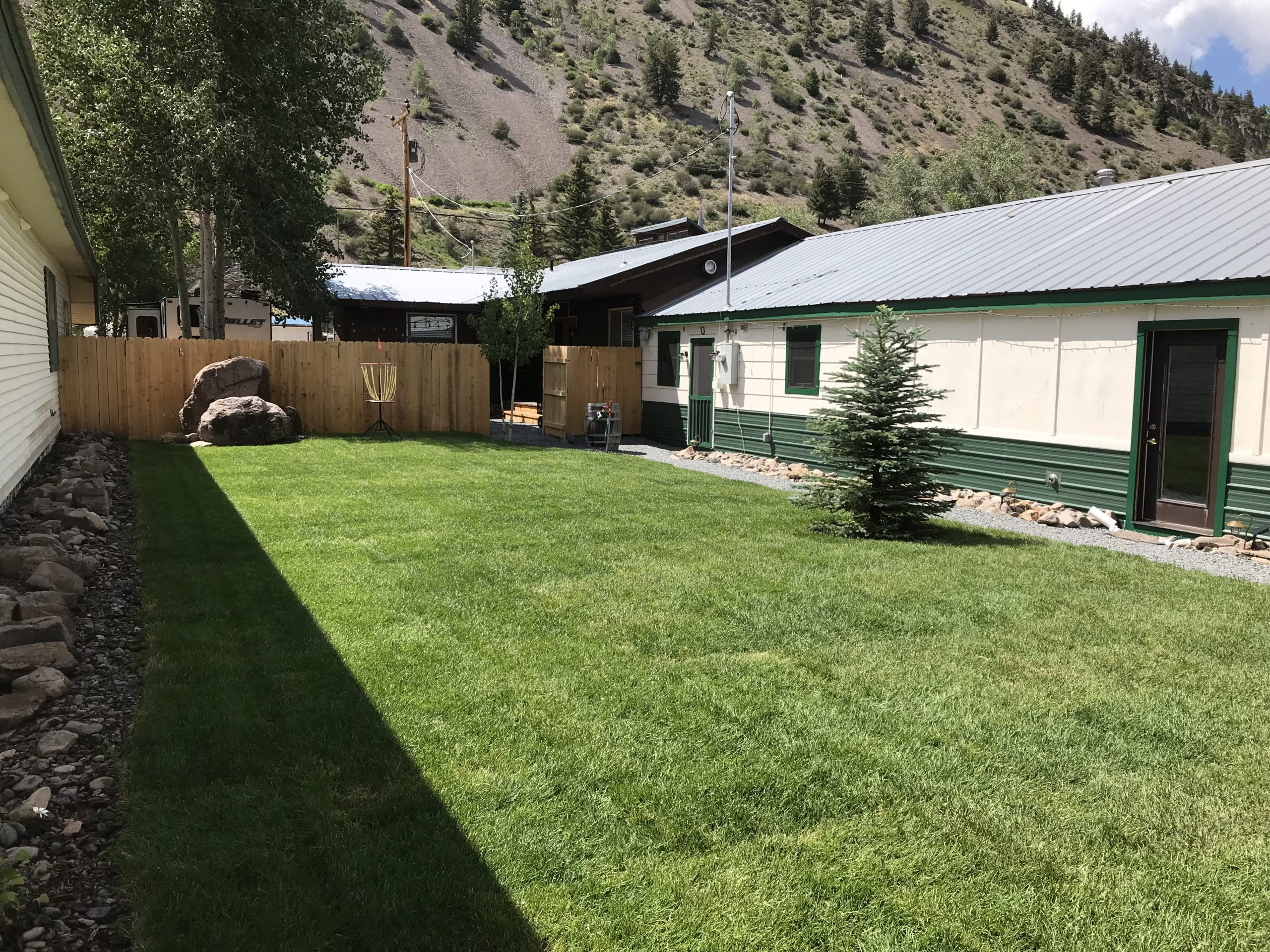 Lake City Rental Yard